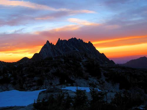 Enchantments Sunrise