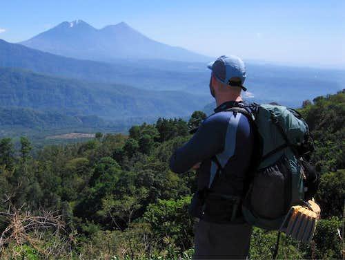 Photos of Volcán Acatenango and Fuego