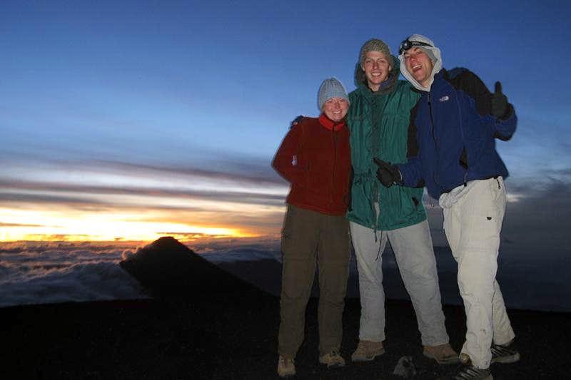Acatenango Summit Photo