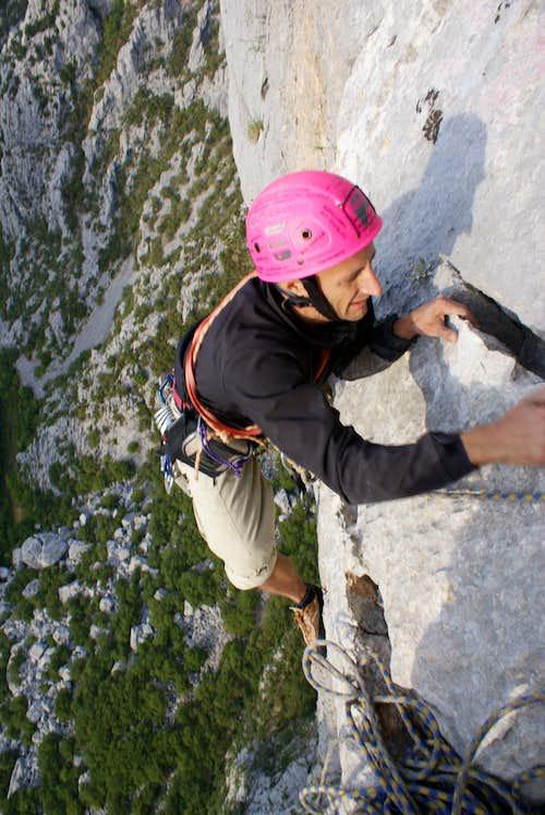 Paklenica routes /Adriatic climbing arena