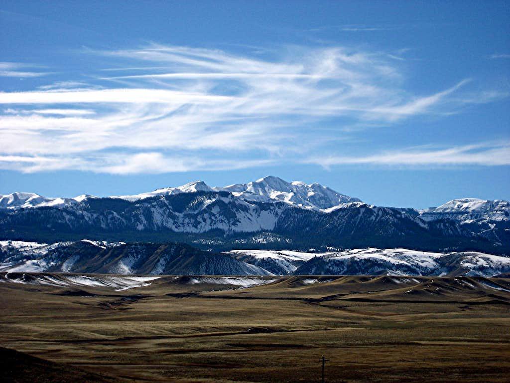 Jojo Mountain