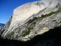 Mt. Watkins from Tenaya Canyon