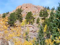 October Colorado Color en route to South Tarryall Peak
