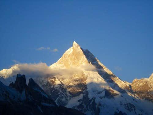 Masherbrum (7821-M), Karakoram, Pakistan