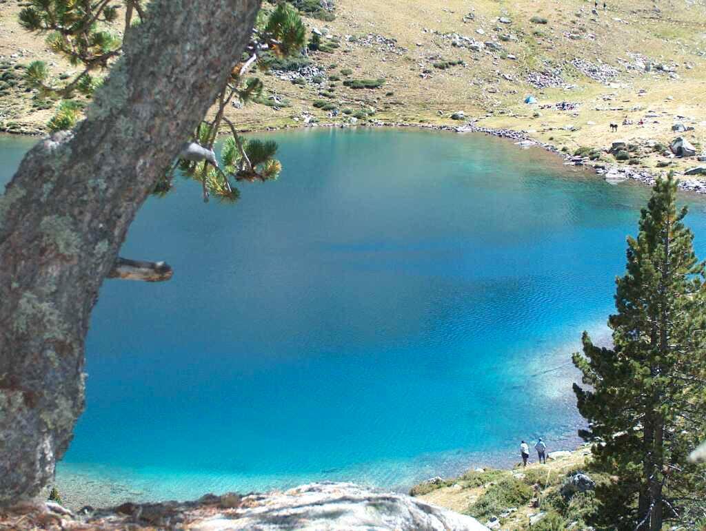 Lac Supérieur de Bastan, Pyrenees