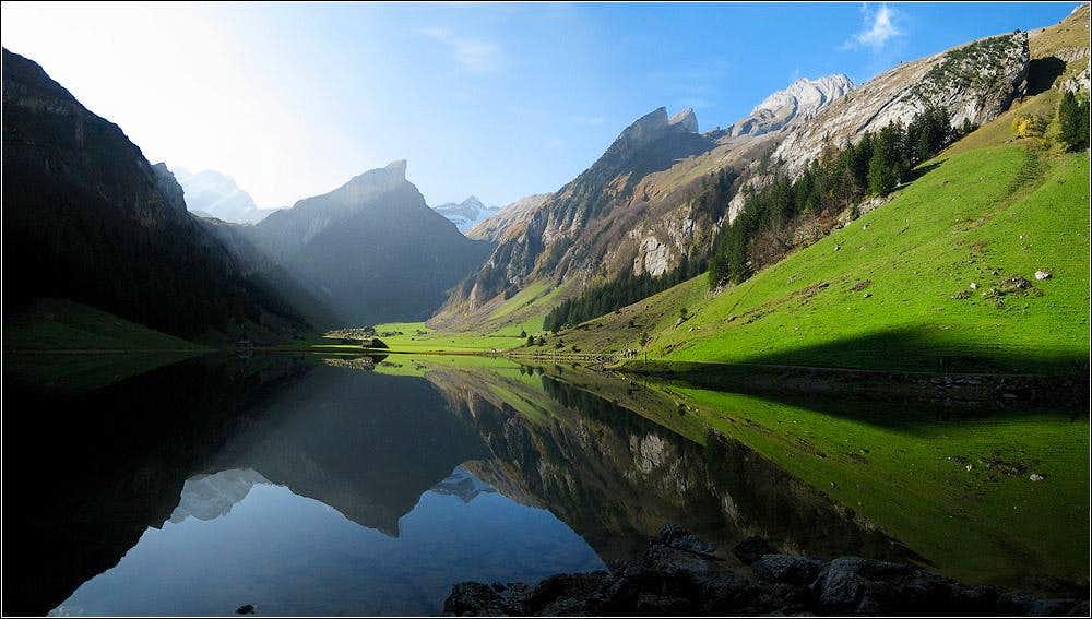 Seealpsee - Alpstein