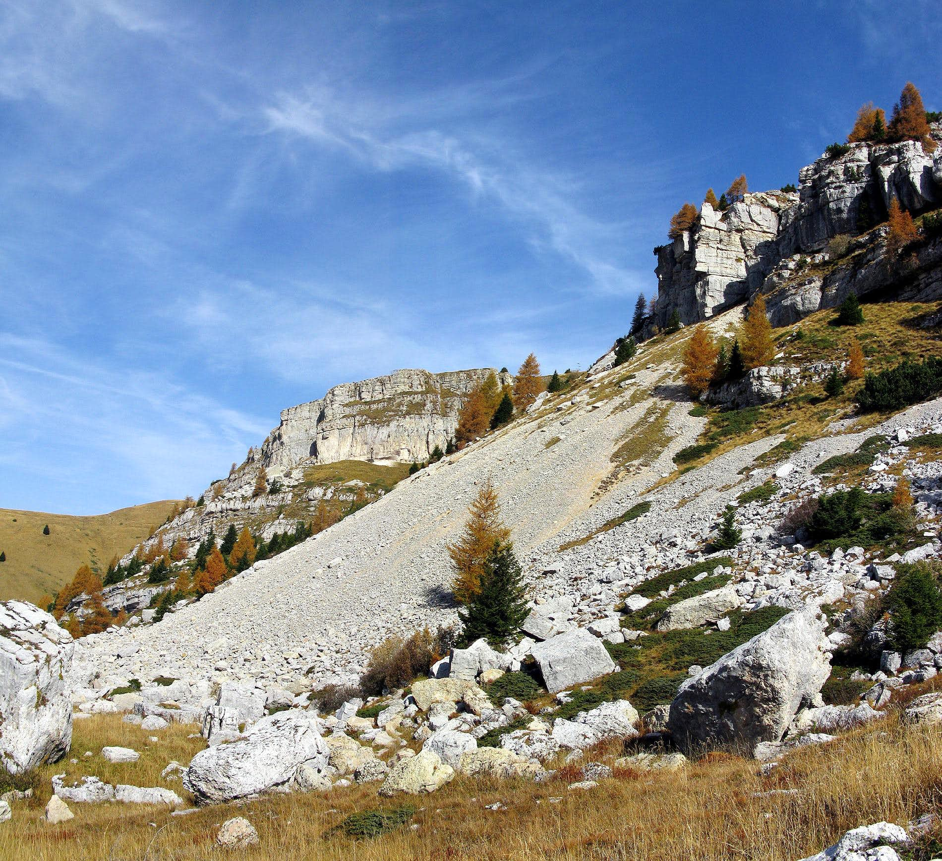 Autumn in Pasubio