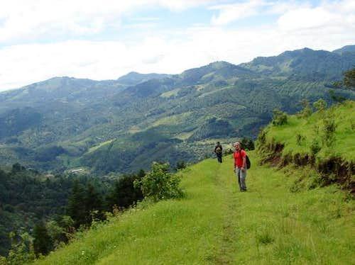 Cerro San Miguel
