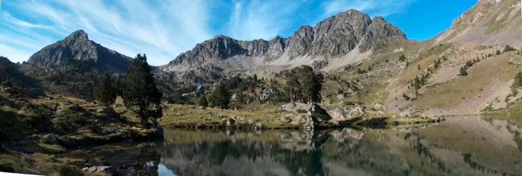 Lac de Bastan, Pyrenees