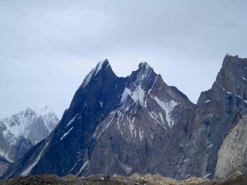 Mitre Peak (6025-M), Karakoram, Pakistan
