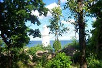 Stenshuvud Lighthouse