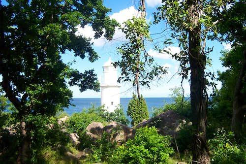 Stenshuvud Lighthouse