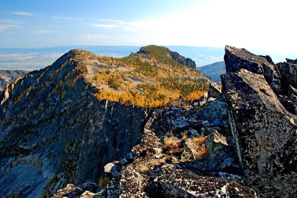 East Sheafman Peak
