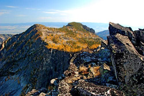 East Sheafman Peak
