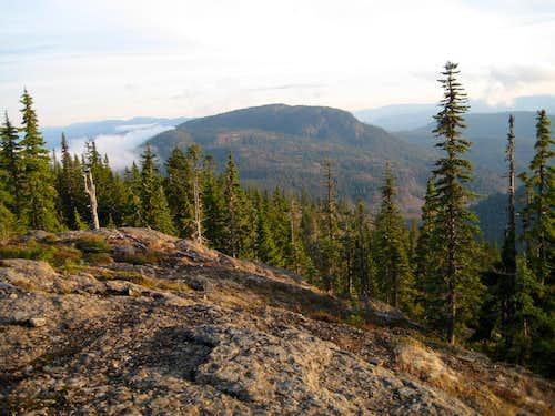 Mt Becher