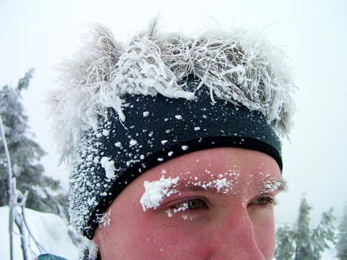 Polish winter...