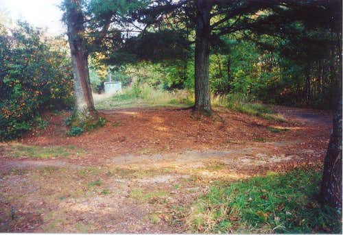 Sassafras Mountain -- Summit Area (2003)