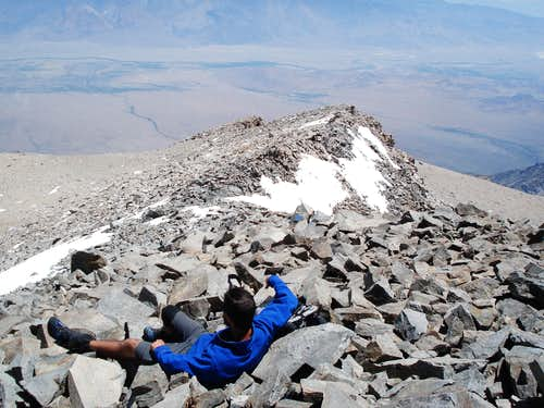 Mt. Williamson