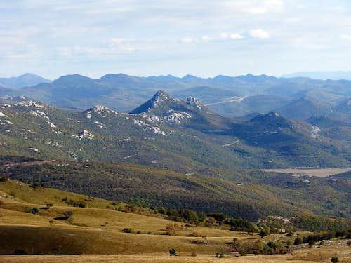 Kamenjak (838 mtrs)