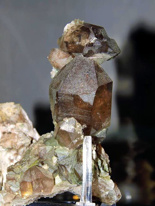 Crystals of the Monte Bianco