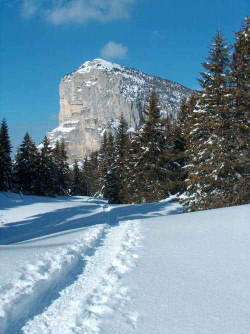 My trips in the Chartreuse mountains