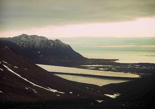 Werenskiold Glacier