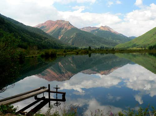 Red Mountain, CO