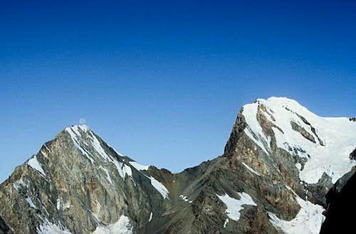 Peaks of the Fan Mountains