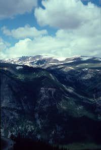 Mountain Pass near Red Lodge