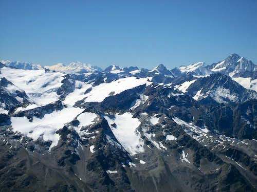 View from Titlis