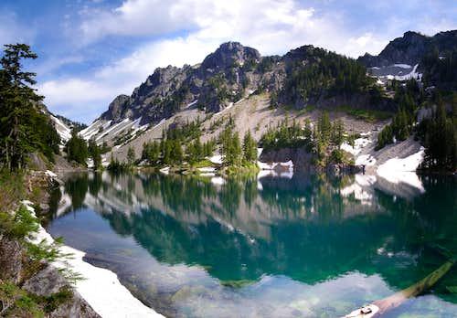 Melawka Lake