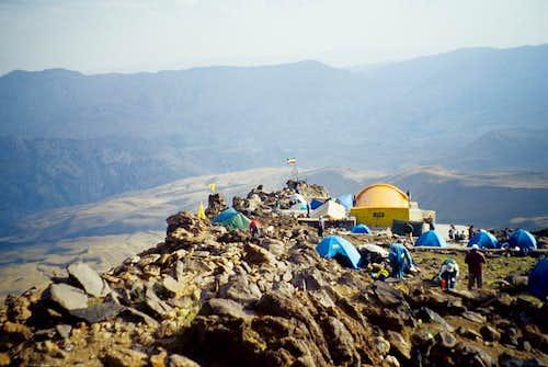 Bargah Sevom camp