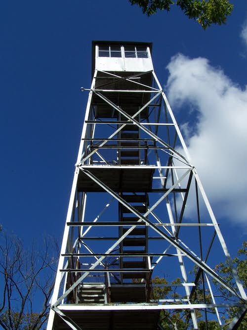 Tremper Mountain Fire Tower