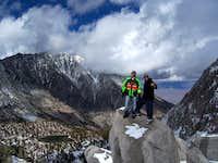 Eric Hannan Climbing