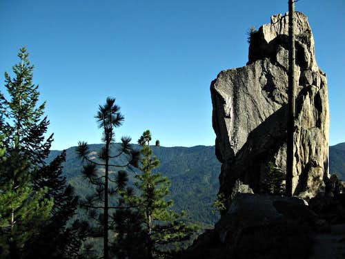 Crags Trail.