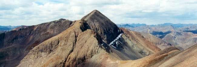 Jones Mountain from