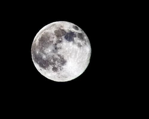 Blood Moon (Hunter's Moon)
