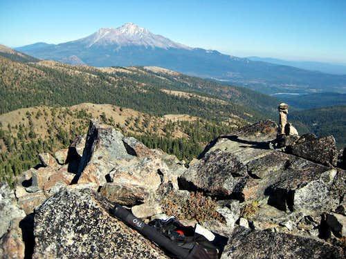 Porcupine Peak Summit