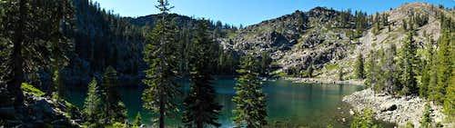 Porcupine Lake Pano