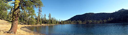 Shores of Toad Lake.