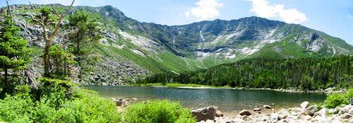 Katahdin Panorama