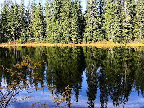 Dee Lake, Indian Heaven