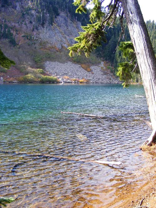 Blue Lake, Indian Heaven