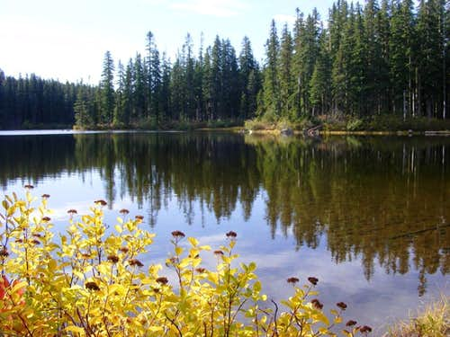 Thomas Lake, Indian Heaven