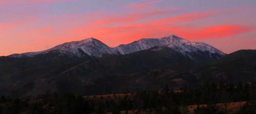 Mount Ouray Sunrise