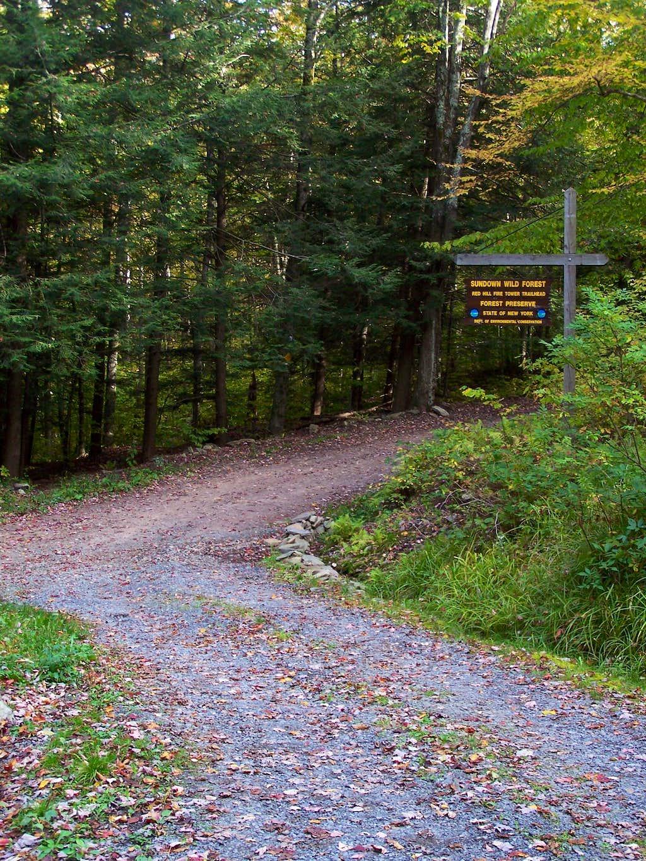 Red Hill Trailhead