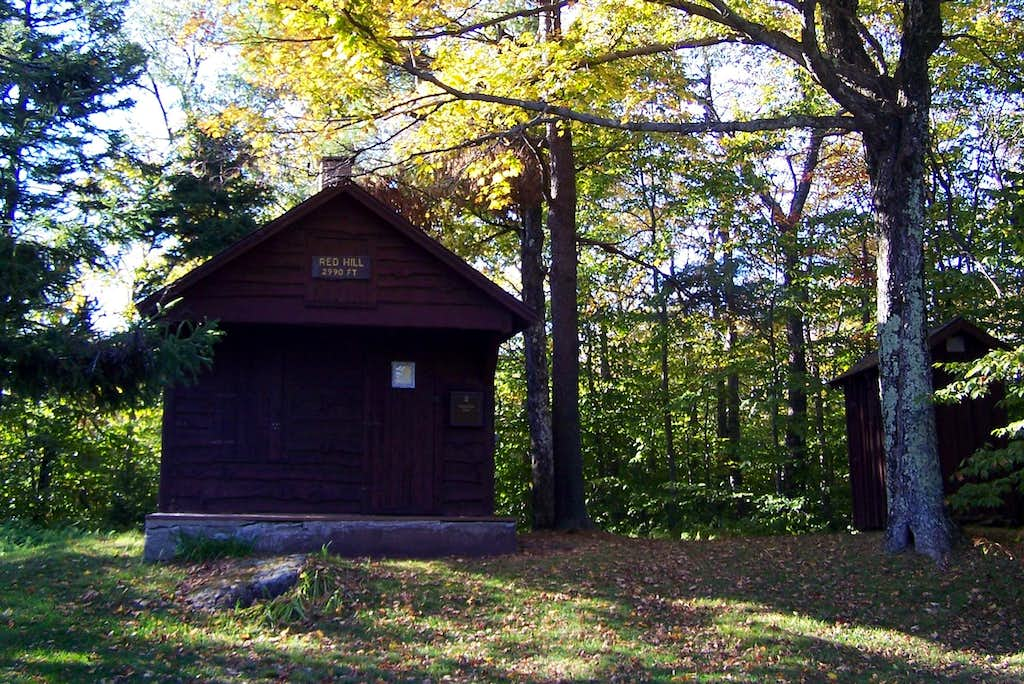 Red Hill Observer Cabin
