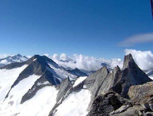 Rainbachspitz, 3.129m