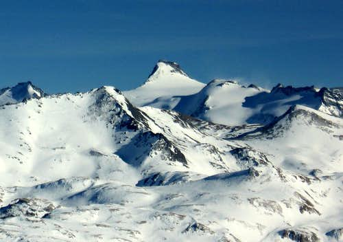Albaron di Savoia (3637m)