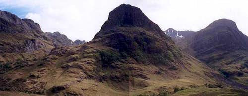 Bidean nam Bian, the 3 Sisters of Glencoe